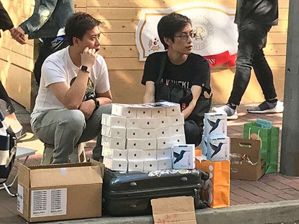 Markenpositionierung China