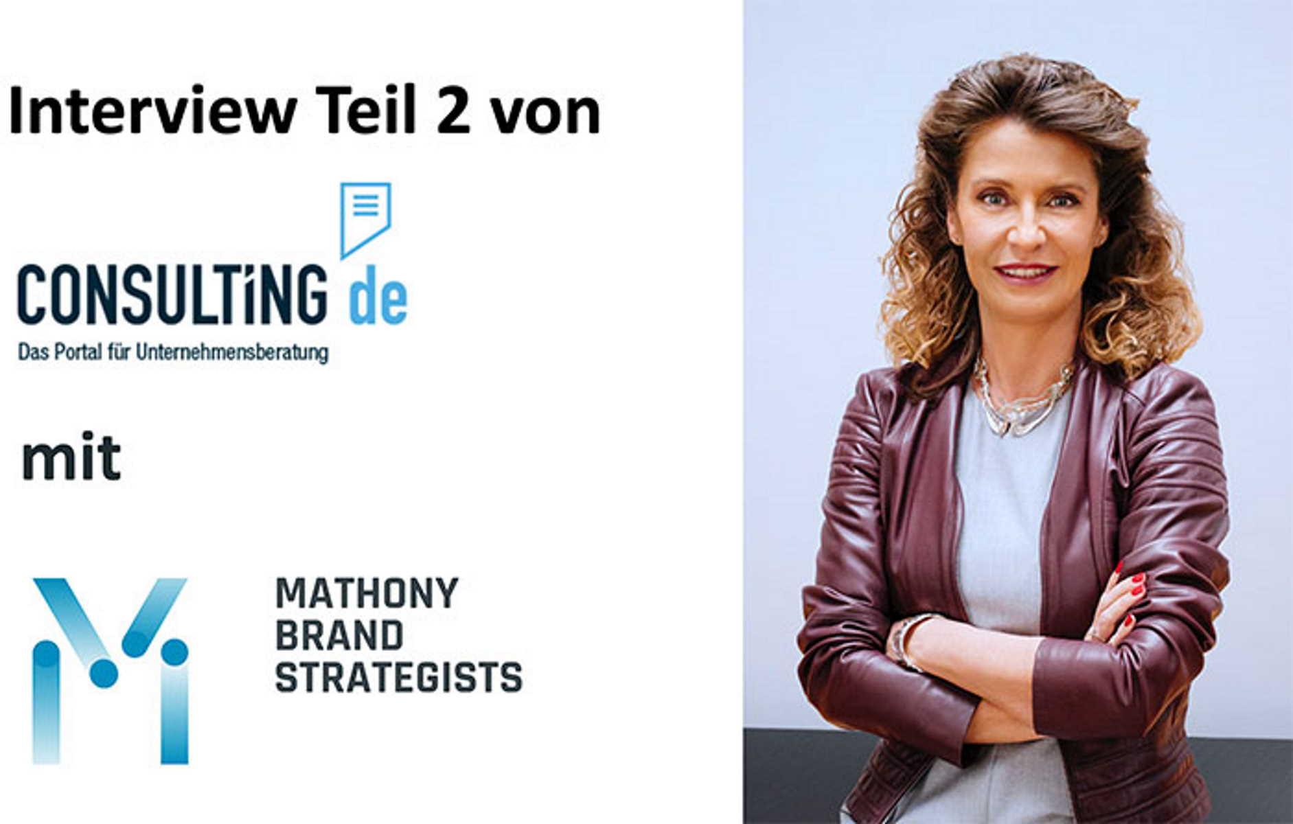 Susanne Mathony - Strategische Positionierungs Beratung