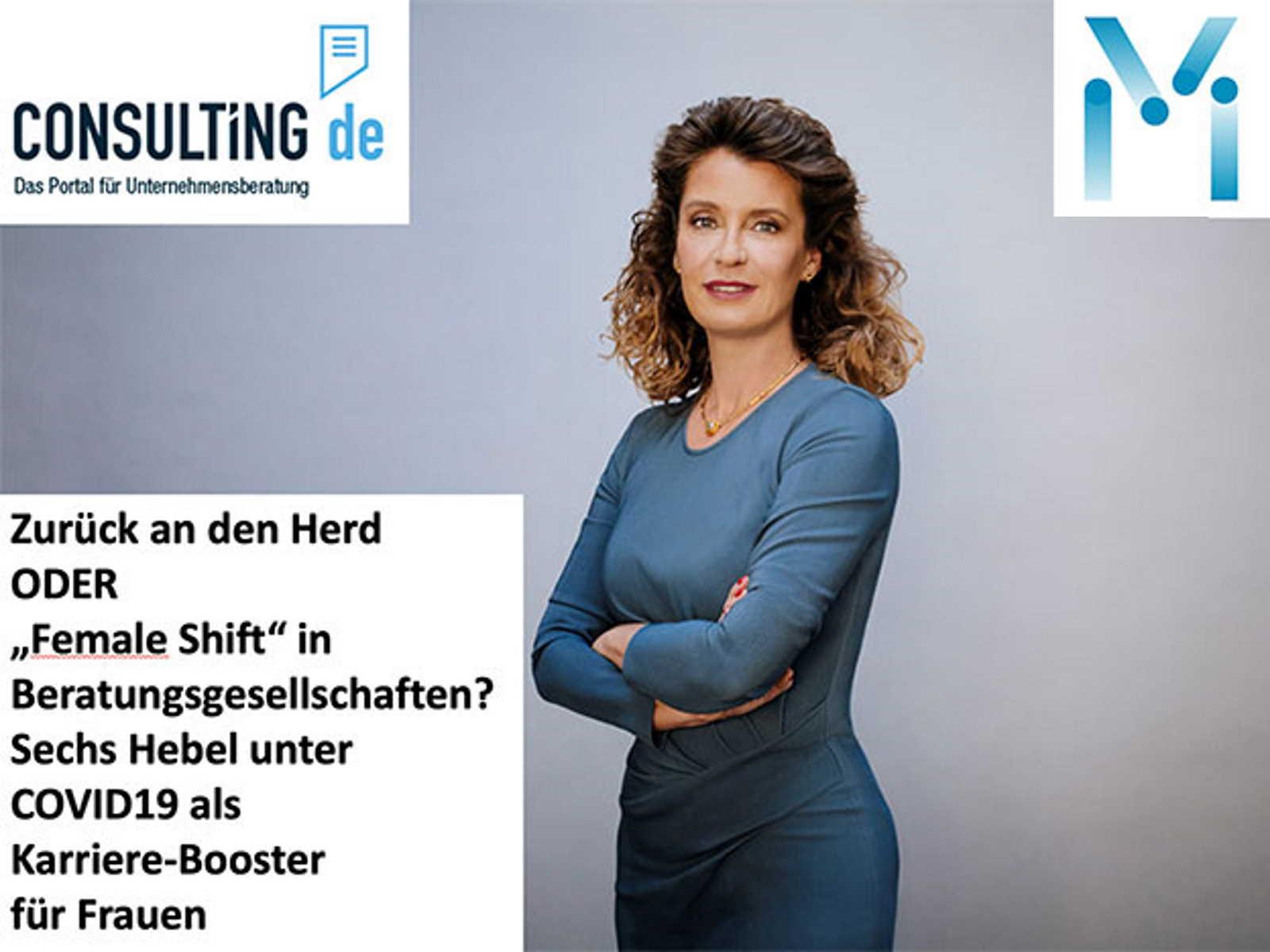 Susanne Mathony - Femal Shift Consulting