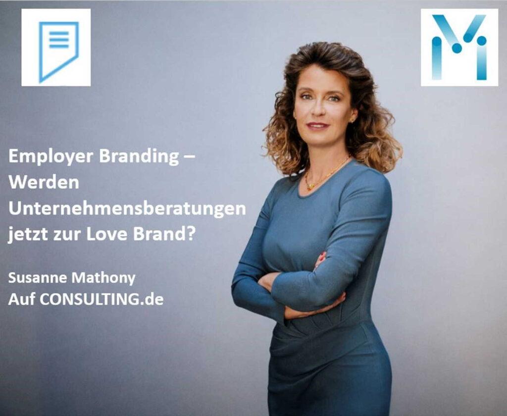 Susanne Mathony - Employer Branding