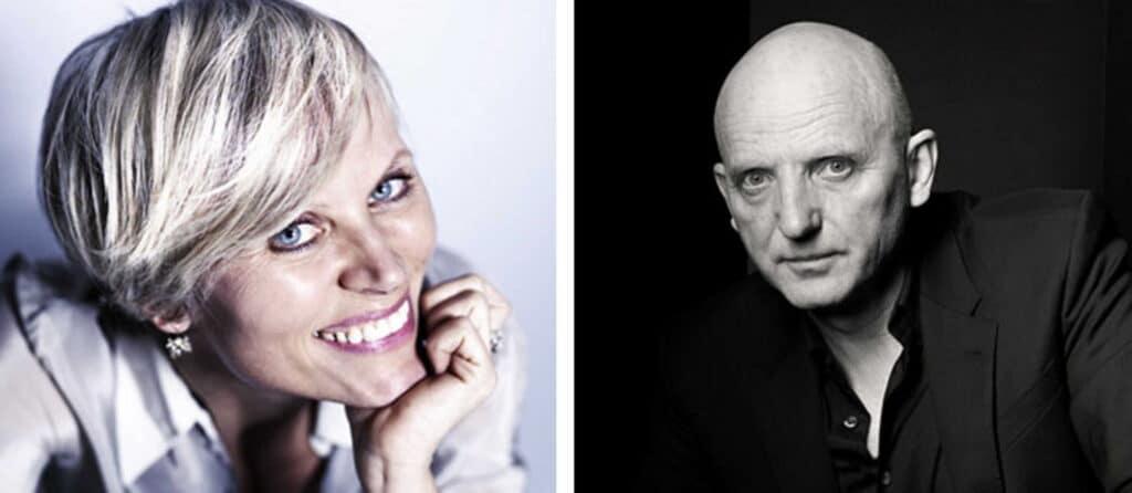 Louise Wittich und Andreas Pohlmann
