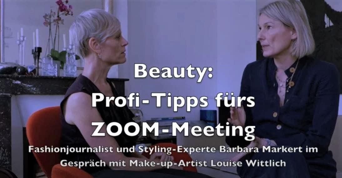 Makeup Tipps für Videokonferenzen