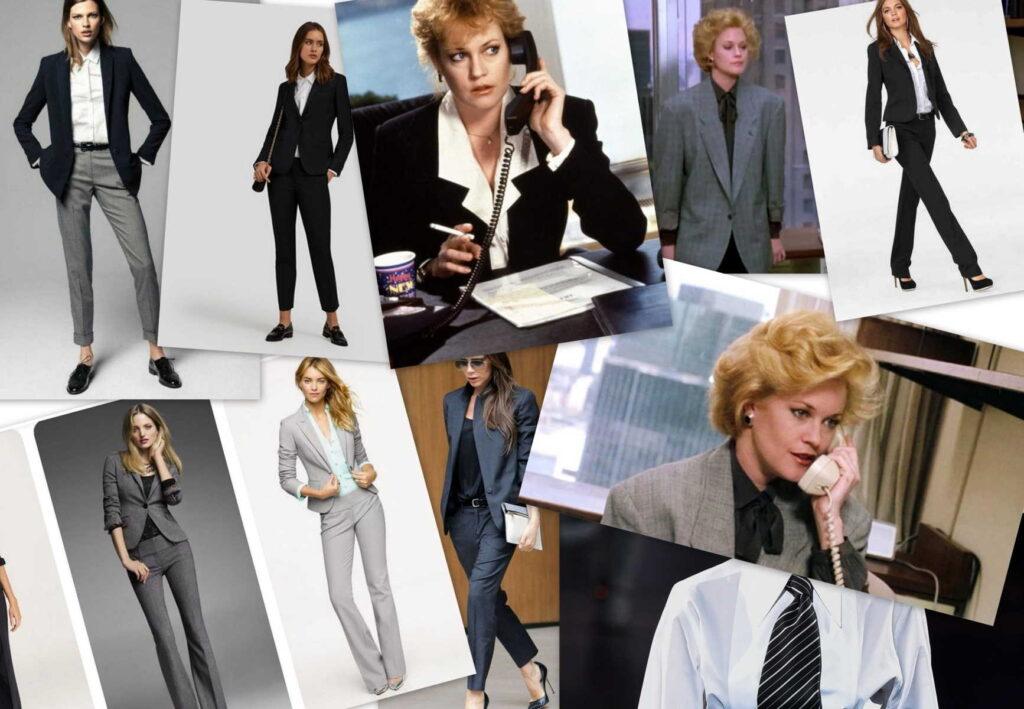 Businesslook: dress to express