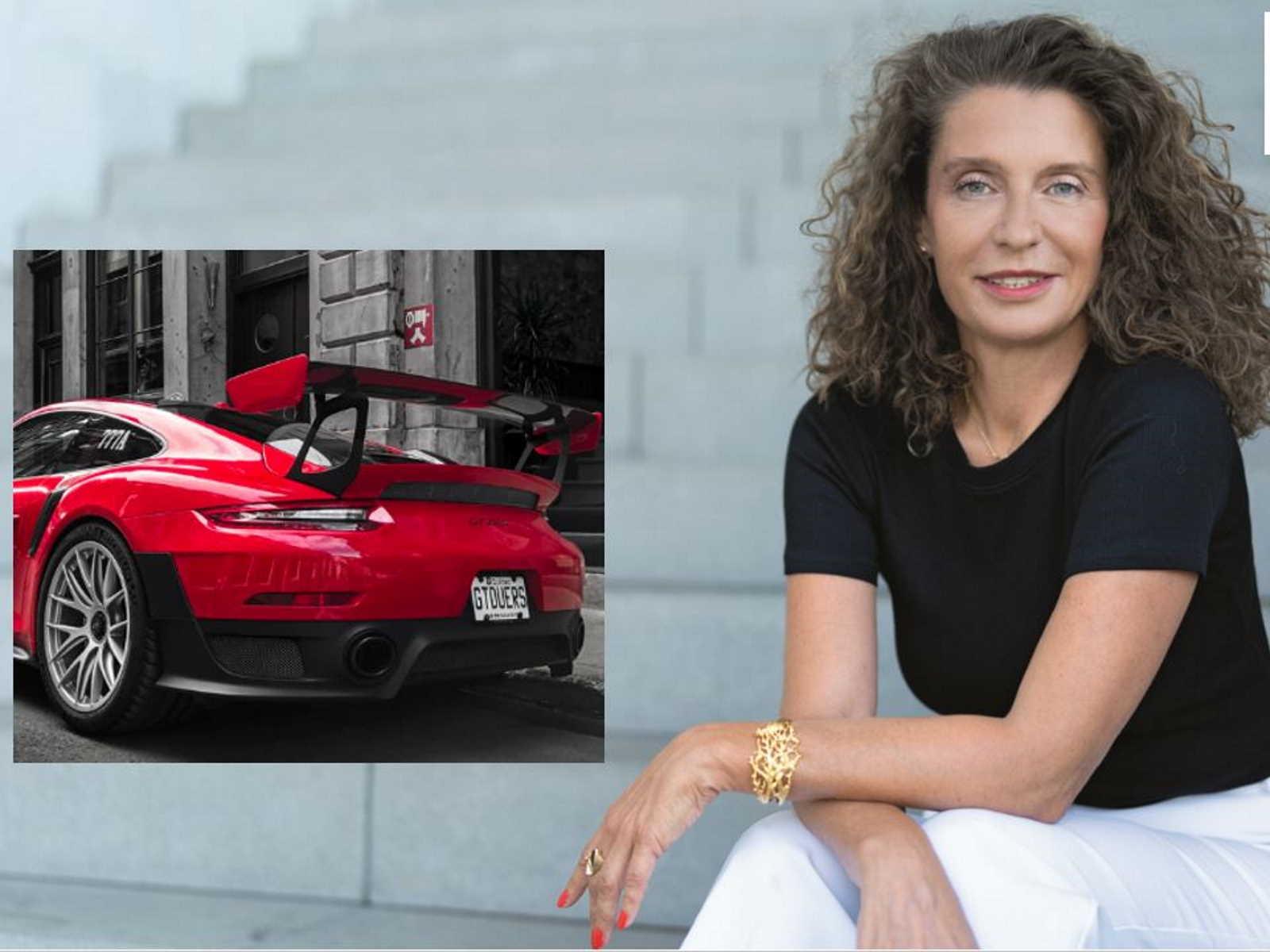 Susanne Mathony - Porsche - Mythos