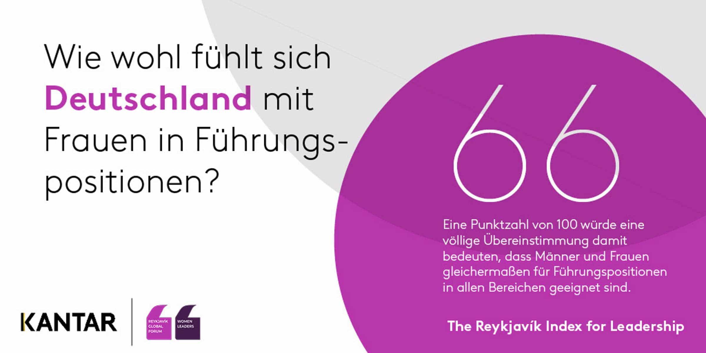 Deutsche Frauen in Führungspositionen