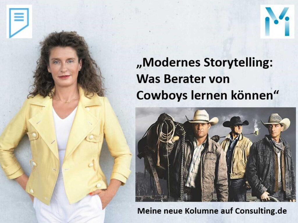 Susanne Mathony - Storytelling
