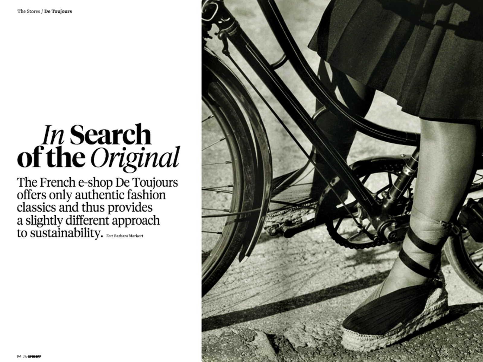 Kreation des Designers Georg Lux für das Pariser Modehaus Leonard