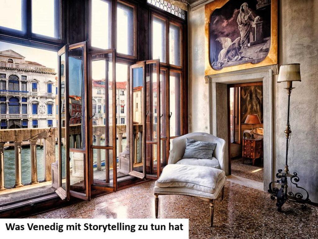 Werner Pawloks über Venedig