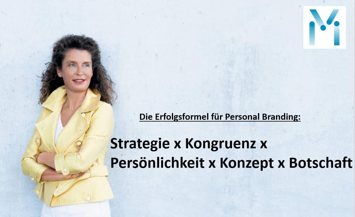 Die Erfolgsformel für Personal Branding auf LinkedIn